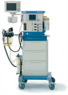 Аппарат наркозно-дыхательный Fabius Tiro